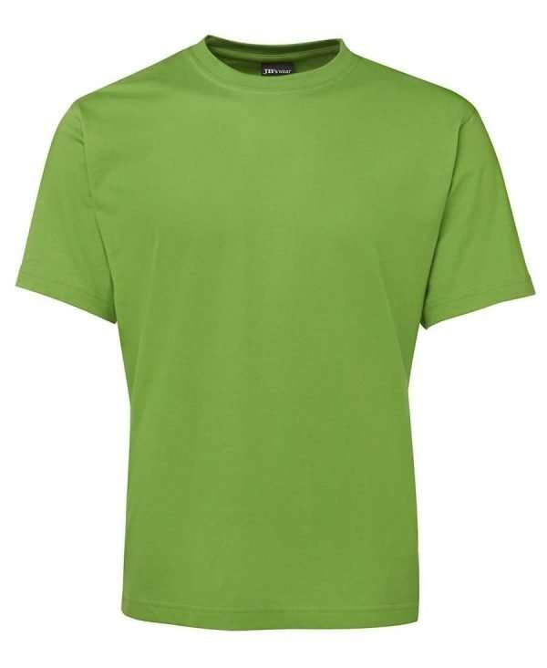 Round Neck T Shirts - Lime