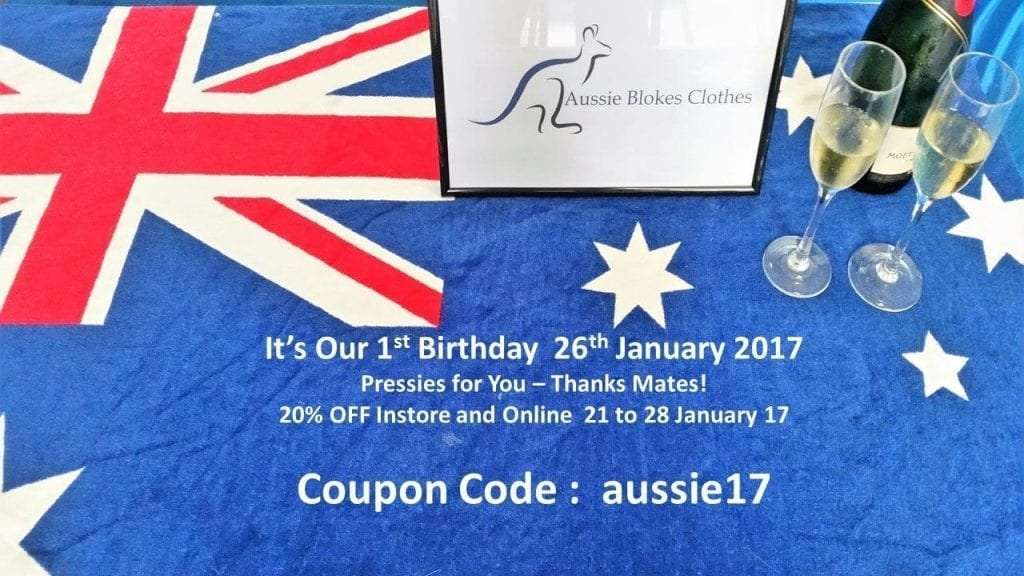 First Birthday - 20% OFF Instore and Online