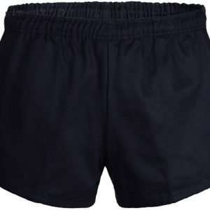 Ritemate Rugby Shorts - Short Black