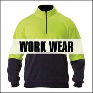 work wear front