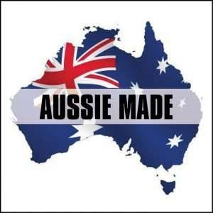aussie made front page