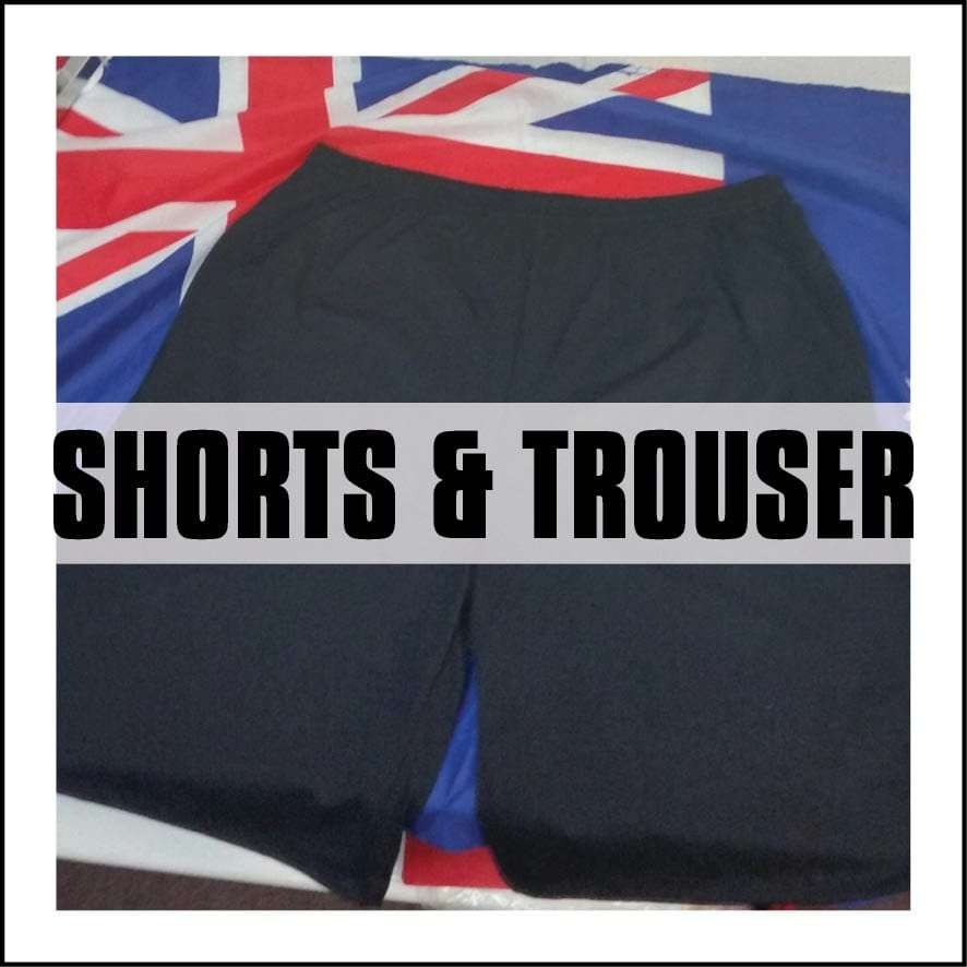 shorts & trousers front page