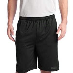 Tough Mesh Pocket Short - Black
