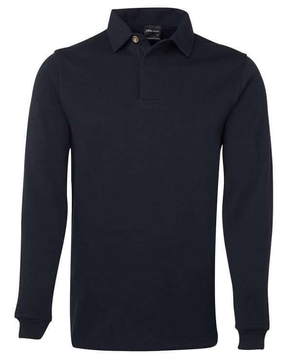 Iconic Rugby Shirt - Navy/Navy